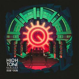 """Pochette de l'album """"Dub to dub"""" par High Tone"""
