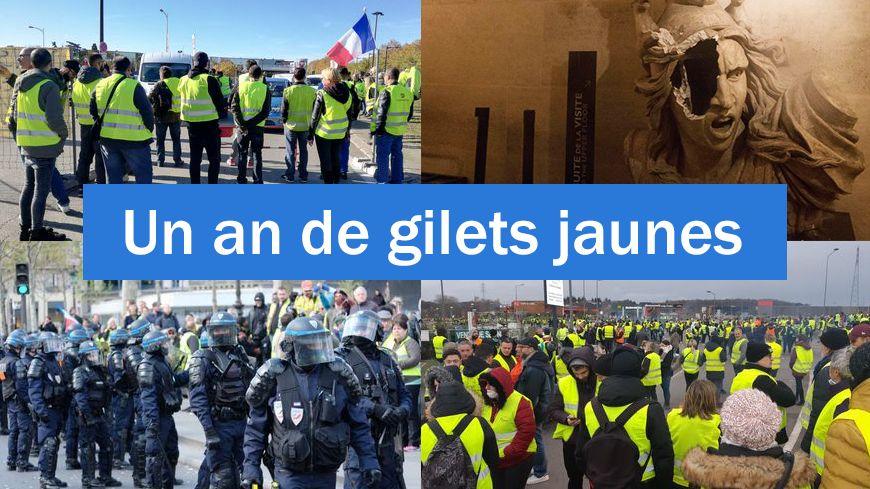 Les 44 radios locales de France Bleu posent leur regard sur le mouvement des gilets jaunes