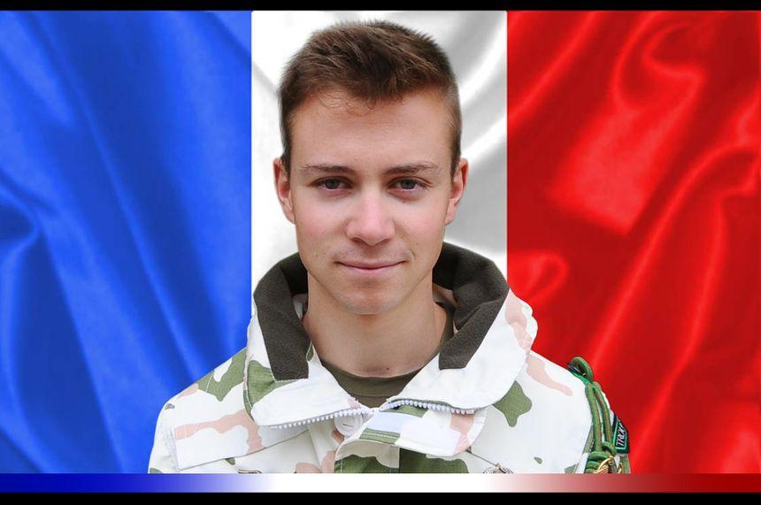 Maréchal des logis Antoine Serre, 4e Régiment de chasseurs de Gap