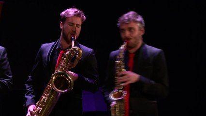 Astor Piazzolla : Libertango (Morphing)