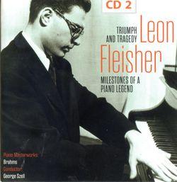 Concerto pour piano n°1 en ré min op 15 : 3. Rondo - LEON FLEISHER