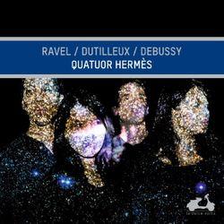Quatuor à cordes en Fa Maj : 4. Vif et agité - Quatuor Hermes