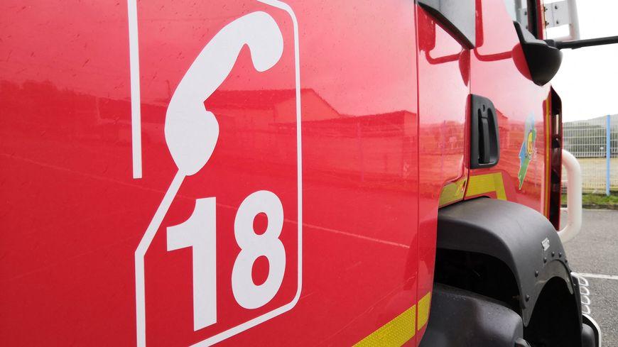 Camion de pompiers (image illustration)