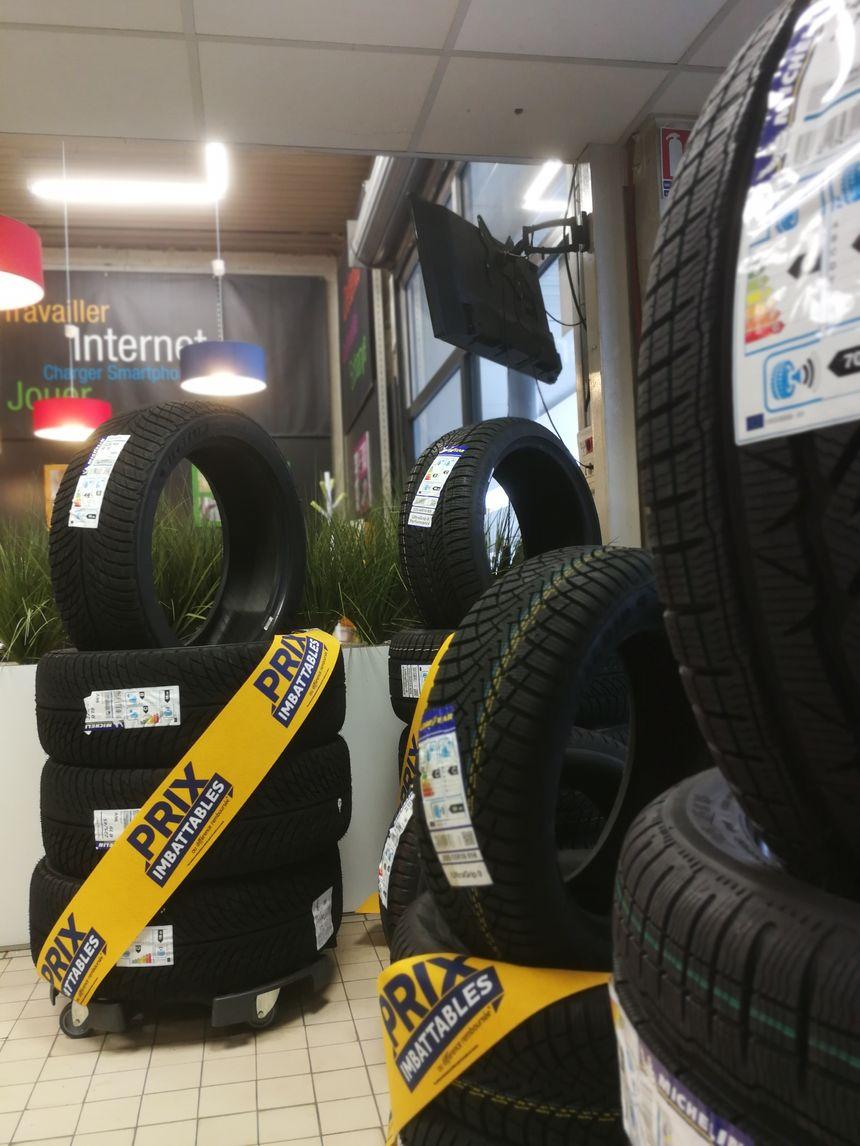 Les pneus hiver sont d'une grande diversité