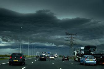 Sur cette autoroute entre Utrecht et Amsterdam, comme sur les autres, la vitesse va être limitée à 100 de 6h à 19h.