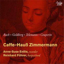 Sonate en sol min TWV 41 : d2 (Metodiche) : 4. Vivace - arrangement pour flûte à bec et basse continue - ANNE SUSE ENSSLE