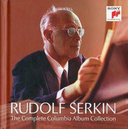 Sonate pour piano n°21 en Si bémol Maj D 960 : 3. Scherzo - RUDOLF SERKIN