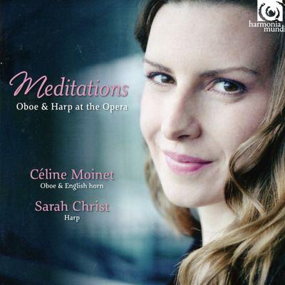 CELINE MOINET  SARAH CHRIST sur France Musique