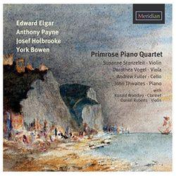 Quintette en la min op 84 : Adagio - pour quatuor à cordes et piano - Quatuor Primrose