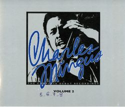 Git up from here - CHARLES MINGUS