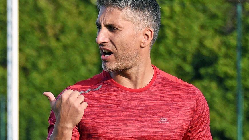 Stefano Mascia est l'adjoint de Radoslav Arsov au VNVB