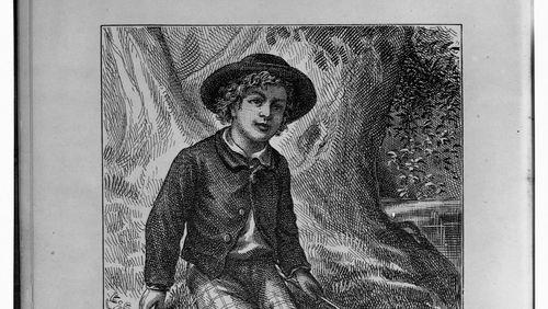 """""""Une aventure de Tom Sawyer"""" d'après Mark Twain"""