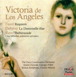 Mélodies populaires grecques : Chanson de la mariée - pour soprano et orchestre - Victoria De Los Angeles