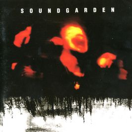 "Pochette de l'album ""Superunknown"" par Soundgarden"