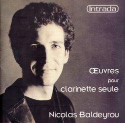 Pièce n°1 - NICOLAS BALDEYROU