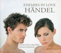 Rodelinda HWV 19 : Io t'abbraccio (Acte II Sc 7) Duo Rodelinda Bertarido - NATALIA KAWALEK