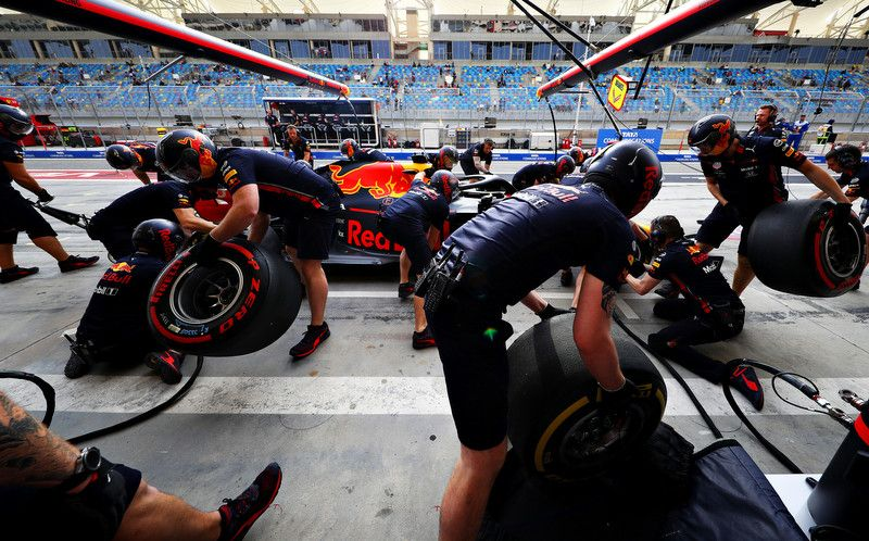 Mal à l'aise chez Red Bull, les résultats ne correspondent pas aux attentes de l'exigeant team autrichien