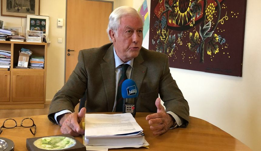 Daniel Dugléry, ancien maire de Montluçon
