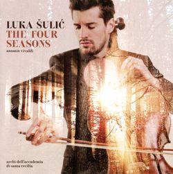 Concerto en Fa Maj op 8 n°3 RV 293 P 257 (L'automne) : 1. Allegro - arrangement pour violoncelle, cordes et basse continue - LUKA SULIC