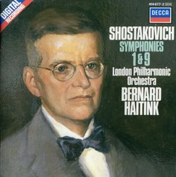 Symphonie n°9 en Mi bémol Maj op 70 : Allegro - DIMITRI CHOSTAKOVITCH