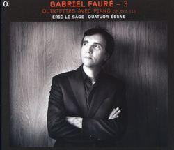Quintette n°1 en ré min op 89 : Molto moderato - QUATUOR EBENE