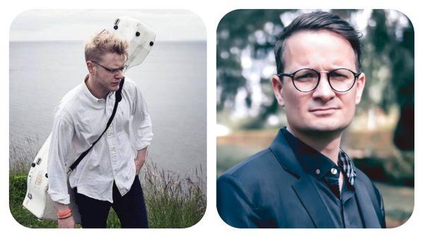 Jacob Shaw et David Lau Magnussen