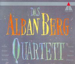Quatuor à cordes n°15 en ré min K 421 : Allegretto ma non troppo - QUATUOR ALBAN BERG