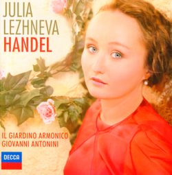 Apollo e Dafne HWV 122 : Felicissima quest'alma (Air) - JULIA LEZHNEVA