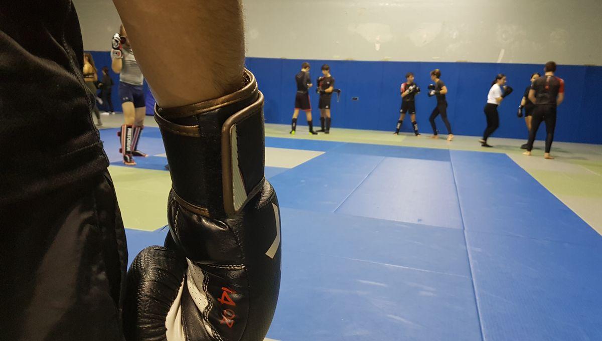 VIDÉO - À Ajaccio, les férus de MMA se réjouissent de la future légalisation de cet art martial