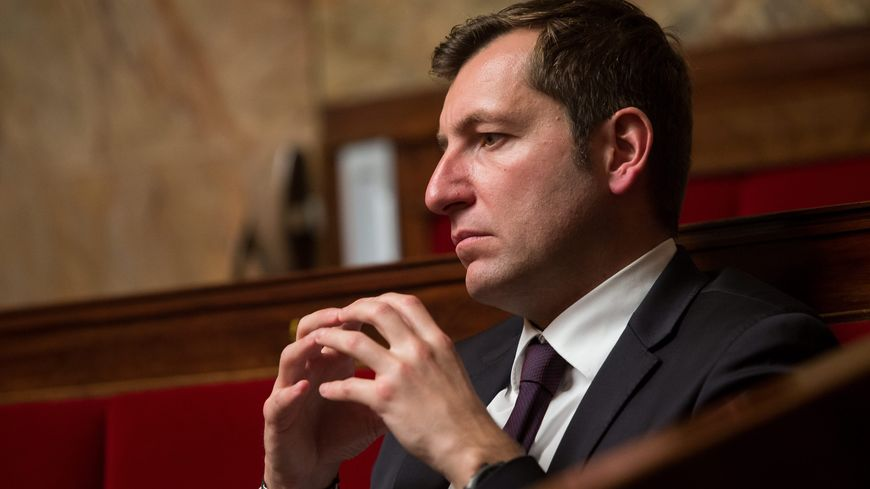 Le maire de Vesoul Alain Chrétien
