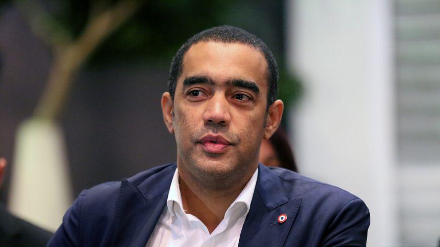 Saïd Ahamada, député LREM de la 7e circonscription des Bouches-du-Rhône