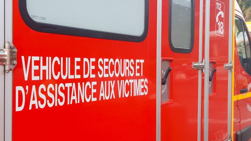 Le jeune homme a été transporté en urgence absolue à l'hôpital de Nantes