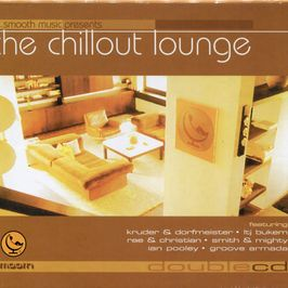 """Pochette de l'album """"The chillout lounge"""" par Thievery Corporation"""