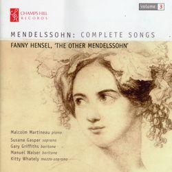 6 Lieder op 1 : 5. Morgenstândchen - pour soprano et piano - SUSANA GASPAR