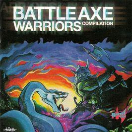 """Pochette de l'album """"Battleaxe warriors I"""" par Moka Only And Abstract Rude"""