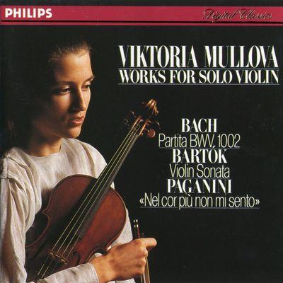 VIKTORIA MULLOVA sur France Musique