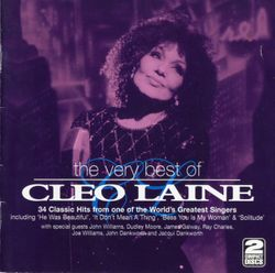 Bess you is my woman - CLEO LAINE
