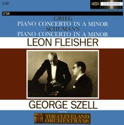 Concerto en la min op 16 : Adagio - pour piano et orchestre - LEON FLEISHER