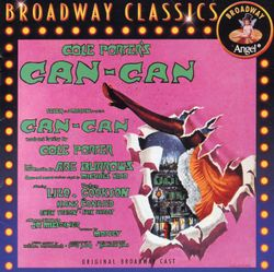 Can-Can : Quadrille
