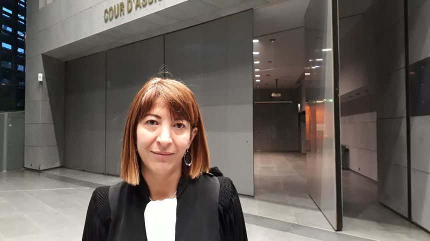 Maître Naserzadeh, l'avocate de Noémie Villard