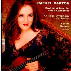 Concerto pour violon en ré min op 11 : Finale alla Zingara : allegro con spirito - RACHEL BARTON