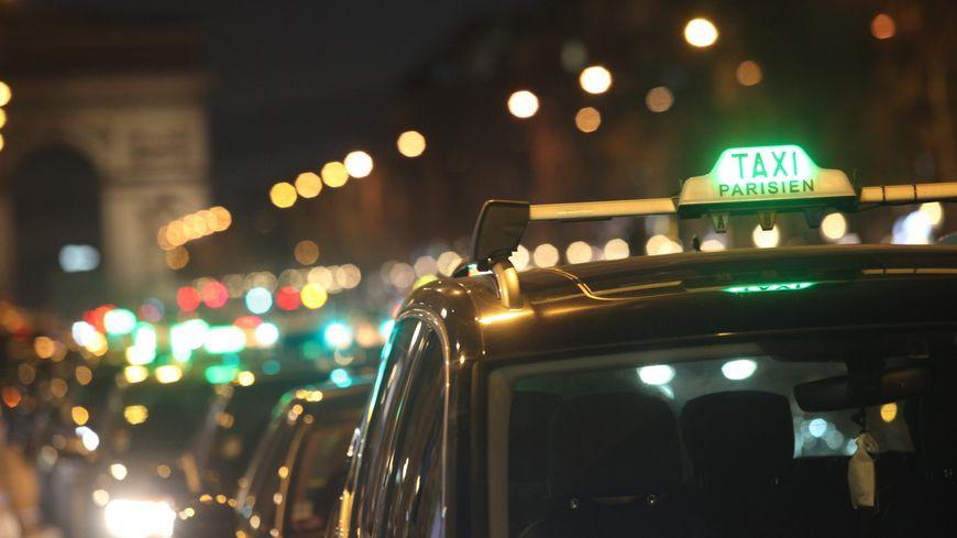 Le chauffeur de taxi parisien a accepté une course de 450 kms ... pour rien !