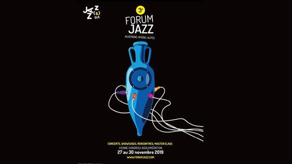 Le 3ème Forum Jazz, en public et en direct du Hall du Manège à Vienne