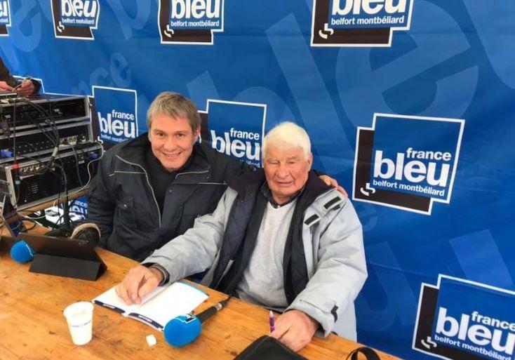 Raymond Poulidor avait répondu aux questions de Stéphane Veaux.