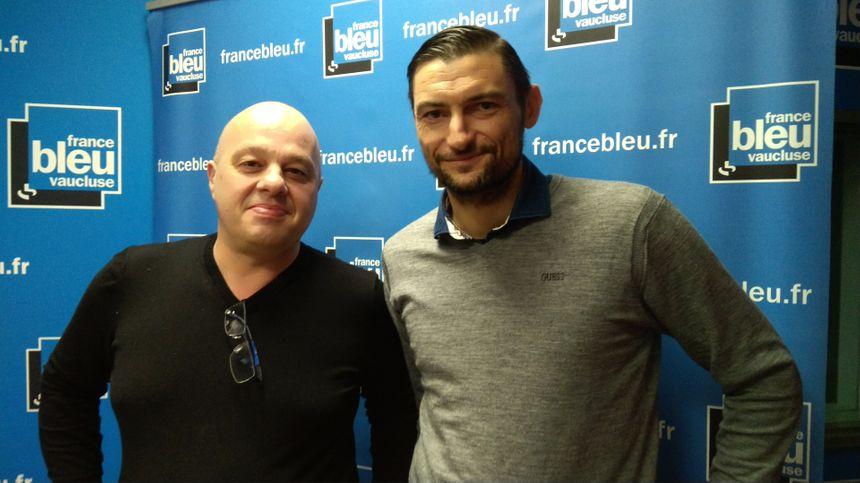 Philippe Galas et Olivier Bessac