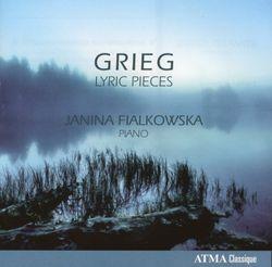6 petites pièces lyriques op 43 : Papillon op 38 n°1 . Sommerfugl - Janina Fialkowska