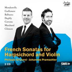 Sonate pour clavecin et violon n°1 en Sol Maj : 3. Allegro - JOHANNES PRAMSOHLER