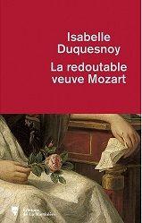 La redoutable veuve Mozart, Isabelle Duquesnoy