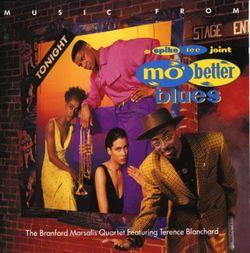 Mo' better blues - BRANFORD MARSALIS