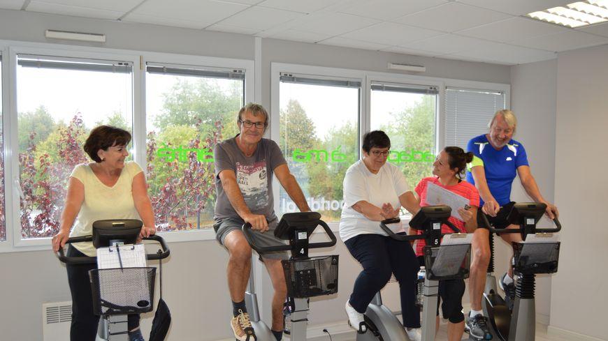 Breizh Positive Sportdical, la salle de sport spécialisée à St Malo - France Bleu